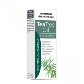 LDF TEA TREE OIL LDF GTT 20 ML