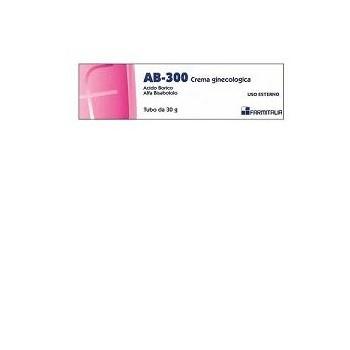 AB 300 CREMA GINECOLOGICA...