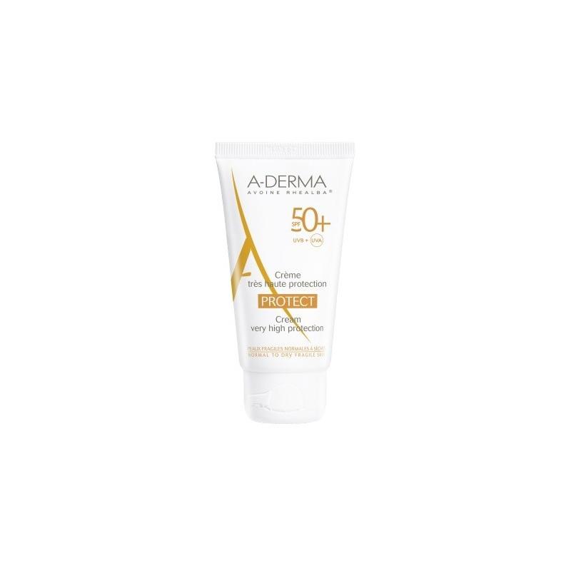 ADERMA A-D PROTECT CREMA 50+ 40 ML