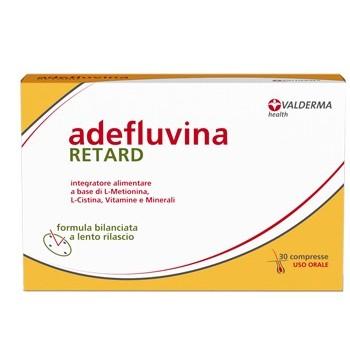 ADEFLUVINA RETARD 30 COMPRESSE