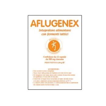 AFLUGENEX 12 CAPSULE NUOVA...