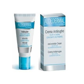 ALOEDERMAL CR ANTIRUGHE 30ML