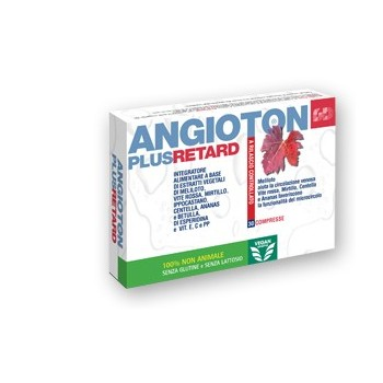 ANGIOTON PLUS RETARD 30...