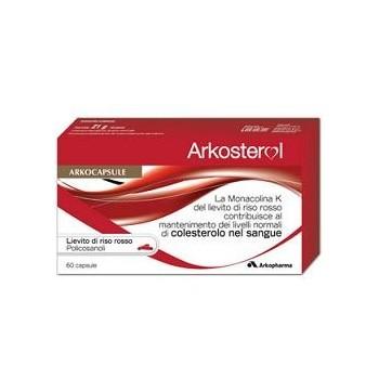 ARKOSTEROL 60 CAPSULE