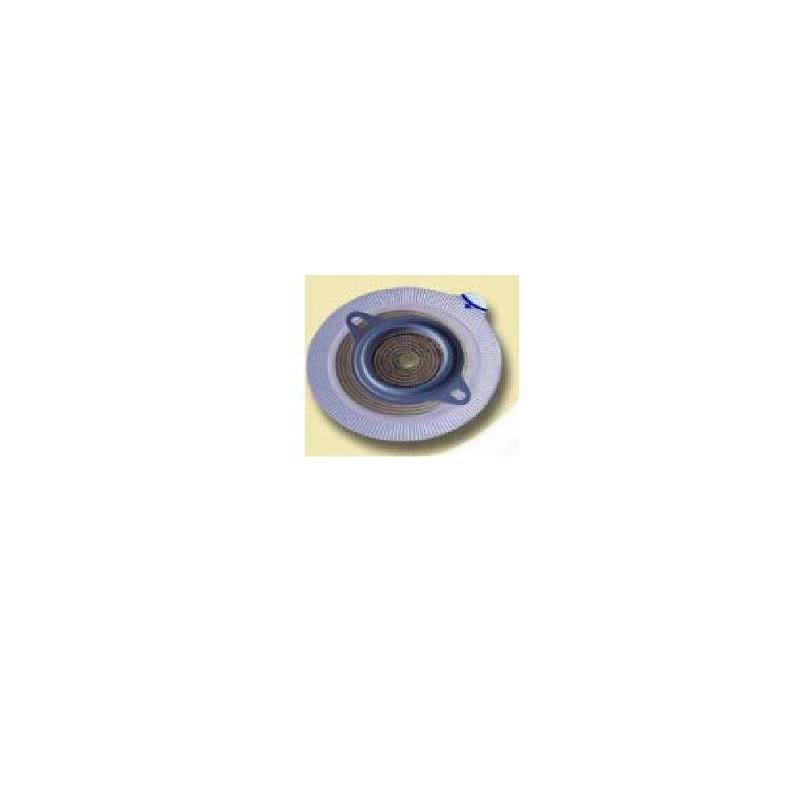 PLACCA TRASPARENTE ALTERNA MIO SISTEMA A 2 PEZZI FORO RITAGLIABILE 10/35MM FLANGIA 40MM 5 PEZZI ARTICOLO 28310