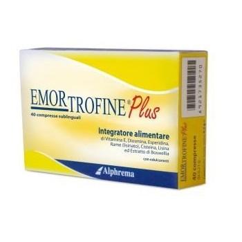 EMORTROFINE PLUS 40...