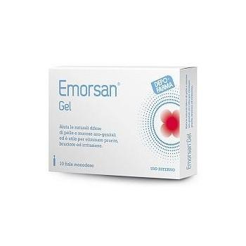 EMORSAN GEL 10 FIALE MONODOSE