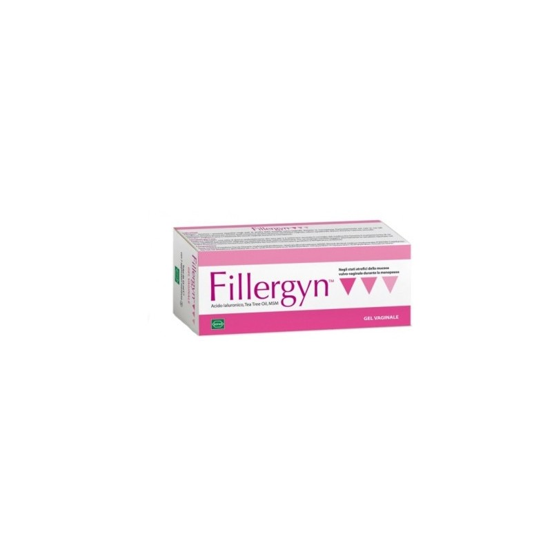 FILLERGYN GEL VAGINALE ACIDO IALURONICO TUBO 25 G