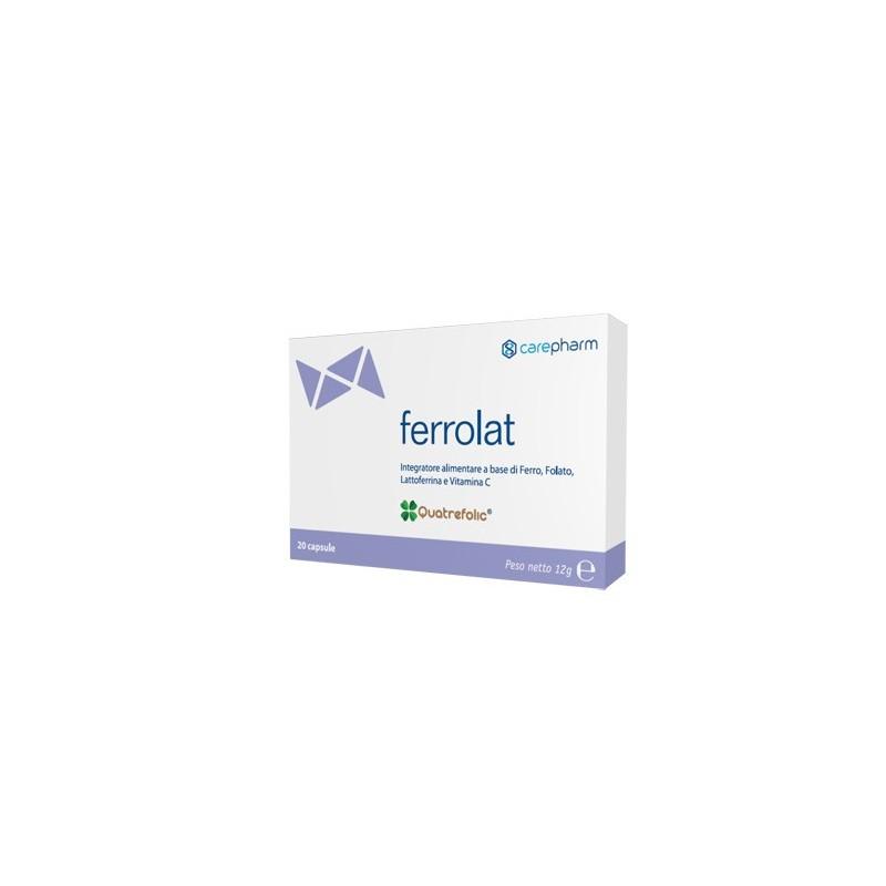 FERROLAT 20 CAPSULE