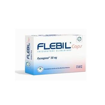 FLEBIL CAPS 20 CAPSULE 8 G