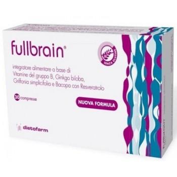 FULLBRAIN 30 COMPRESSE