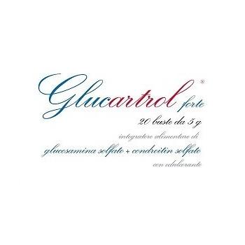GLUCARTROL FORTE 20 BUSTINE