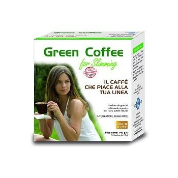 GREEN COFFEE FOR SLIMMING...