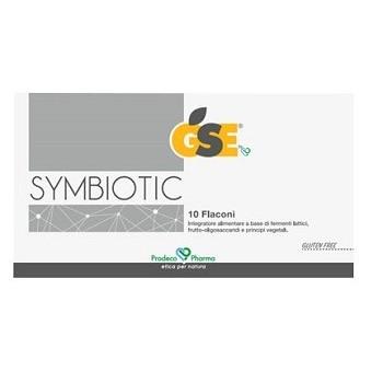 GSE SYMBIOTIC 10 FLACONCINI