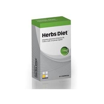 HERBS DIET 60 COMPRESSE