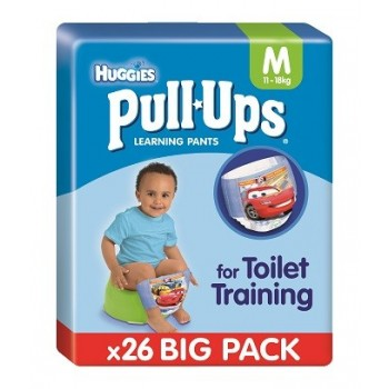 HUGGIES PULL UPS BOY M...