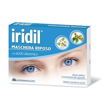 IRIDIL MASCHERA RIPOSO OCCHI