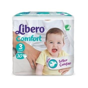 LIBERO COMFORT 3 PANNOLINO...