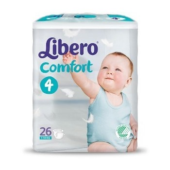 LIBERO COMFORT 4 PANNOLINO...