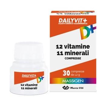 DAILYVIT+ 12 VITAMINE 11...