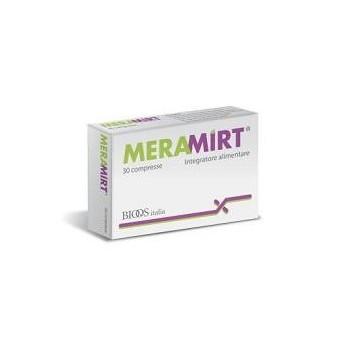 MERAMIRT 30 COMPRESSE