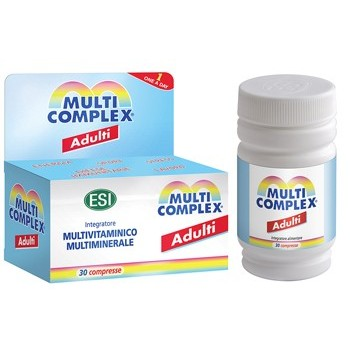 MULTICOMPLEX ADULTI 30...