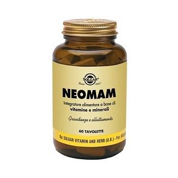 NEOMAM 120 TAVOLETTE