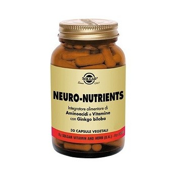 NEURO-NUTRIENTS 30 CAPSULE...