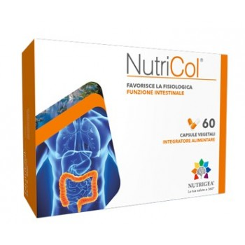 NUTRICOL 60 CAPSULE