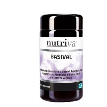NUTRIVA BASIVAL 60 COMPRESSE