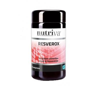 NUTRIVA RESVEROX 30 COMPRESSE