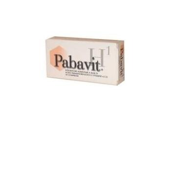 PABAVIT 30 COMPRESSE