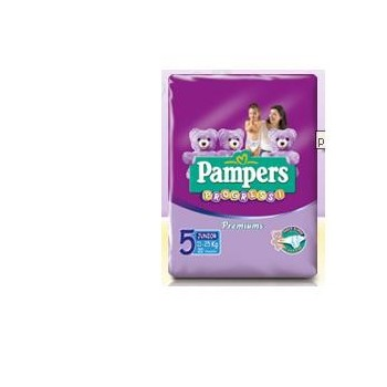 PAMPERS PROGRESSI PREMIUMS...