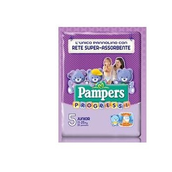 PAMPERS PROGRESSI JUNIOR 40...
