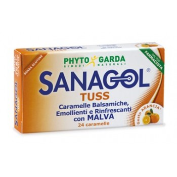 SANAGOL TUSS ARANCIA 24...