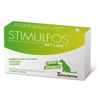 STIMULFOS PET LINE GATTO...