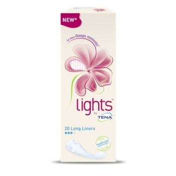 TENA LIGHTS LONG 20 PEZZI