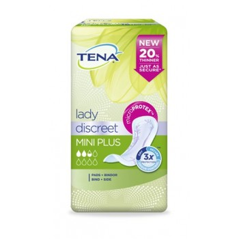 TENA LADY DISCREET MINI...