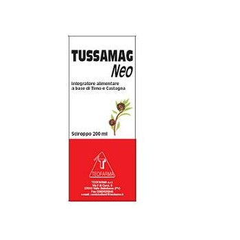 TUSSAMAG NEO SCIROPPO 200 ML
