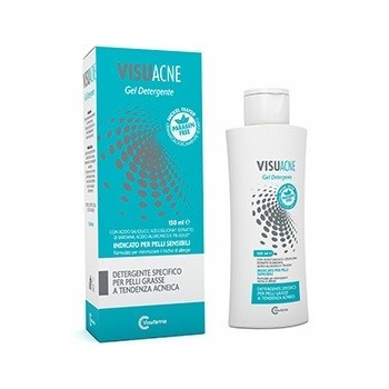 VISUACNE GEL DETERGENTE 150 ML