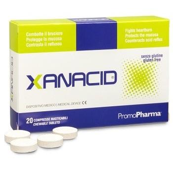 XANACID 20 COMPRESSE...