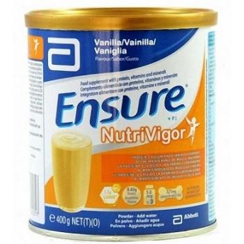 ENSURE NUTRIVIGOR VANIGLIA...