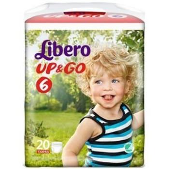 LIBERO UP&GO PANNOLINO PER...