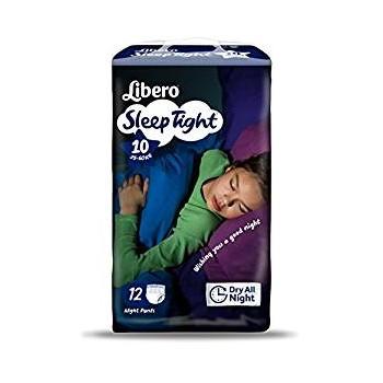 LIBERO SLEEPTIGHT TAGLIA 10...