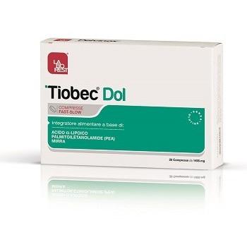TIOBEC DOL 20 COMPRESSE DA...