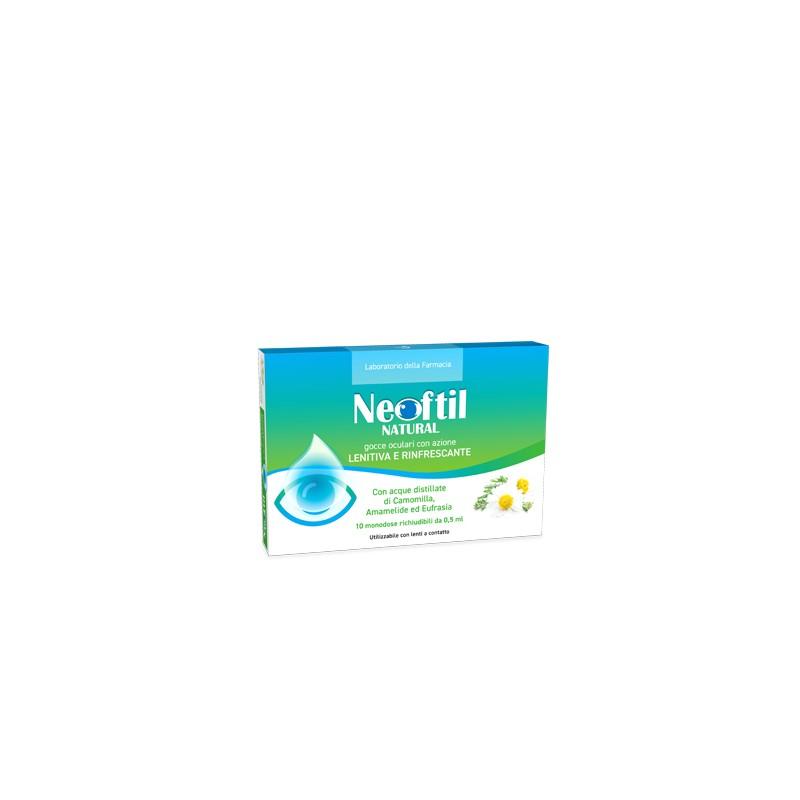 LDF NEOFTIL NAT 10 FLACONCINI MONODOSE DA 0,5ML