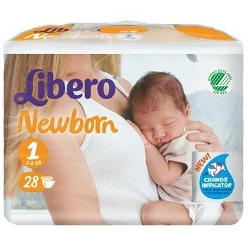 LIBERO NEWBORN PANNOLINO...