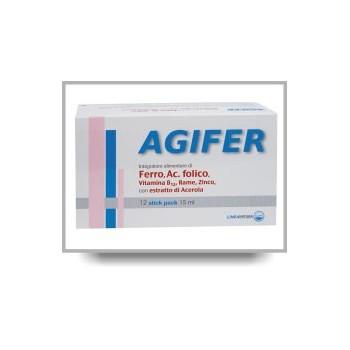 AGIFER 12 STICK 15 ML