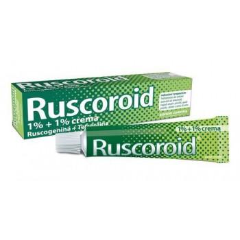 RUSCOROID 1% + 1% CREMA