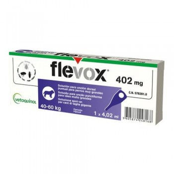 Flevox Spot On 402mg Cani...